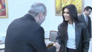 Photo of Նիկոլ Փաշինյանը հյուրընկալել է Քիմ Քարդաշյանին (ՈՒղիղ)