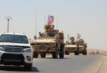 Photo of Սիրիական բանակի պահակախումբը ճանապարհին հանդիպել է նահանջող ամերիկացի զինվորականներին