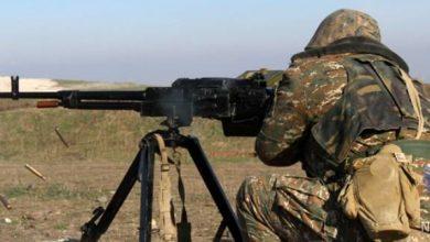 Photo of По армянским позициям противник произвел около 1100 выстрелов