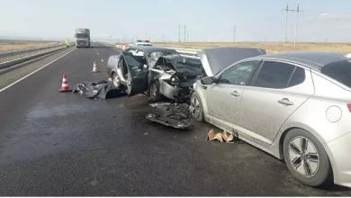 Photo of Ղրիմում հայկական պետահամարանիշով մեքենա է վթարվել. զոհվել է 3 մարդ, վիրավորվել՝ 5-ը