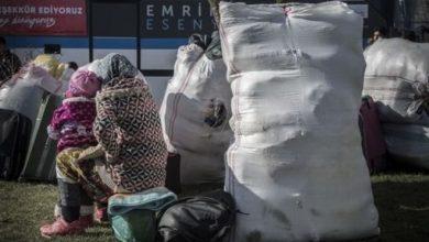 Photo of Amnesty International: »Анкара насильно высылает беженцев в районы боевых действий»