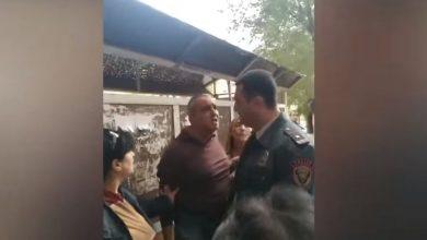 Photo of Պարզաբանում ոստիկանի մասնակցությամբ տեսանյութի վերաբերյալ