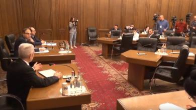 Photo of ԱԺ հանձնաժողովների համատեղ նիստում քննարկվում է 2020թ. բյուջեի նախագիծը. ՈՒՂԻՂ