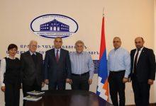 Photo of Մասիս Մայիլյանն ընդունել է Ռամկավար ազատական կուսակցության ղեկավար կազմի ներկայացուցիչներին