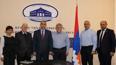 Photo of Масис Маилян принял представителей руководства партии «Рамкавар Азатакан»