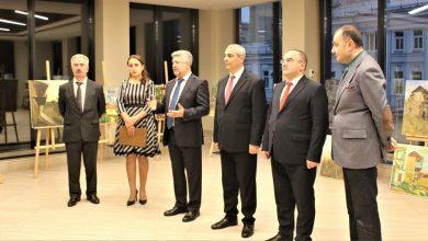 Photo of Масис Маилян присутствовал на мероприятиях в Москве, посвященных культуре Арцаха