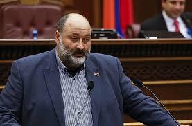 Photo of «Зона бедствия должна престать быть таковой», — депутат от парламентской фракции «Мой шаг» Вараздат Карапетян