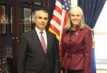 Photo of Встречи Масиса Маиляна с членами Конгресса США