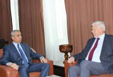 Photo of Глава МИД Арцаха принял Личного представителя Действующего председателя ОБСЕ