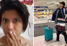 Photo of Пассажирка самолета надела несколько слоев одежды, чтобы не платить за багаж