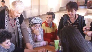 Photo of Գեղեցկության սրահի աշխատակիցները՝ ծերերի տուն ինտերնատում