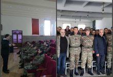 Photo of Պատմամշակութային «մաստեր-կլաս» և վնասակար սովորույթներից հրաժարվելու հորդոր-նախագիծ Արցախի ՊԲ զինծառայողների համար