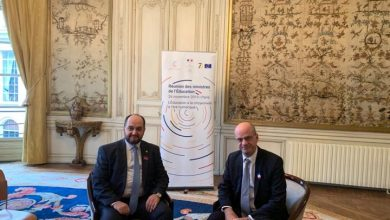 Photo of Հանդիպել են Հայաստանի և Ֆրանսիայի կրթության պատասխանատուները