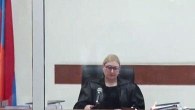 Photo of Աննա Դանիբեկյանը մերժեց ինքնաբացարկի միջնորդությունը