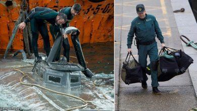 Photo of Полиция поймала подводную лодку, на которой наркотики перевозили через океан