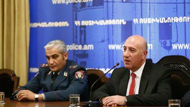 Photo of Արման Սարգսյանը անձնակազմերին է ներկայացրել ոստիկանության ստորաբաժանումների նորանշանակ պետերին