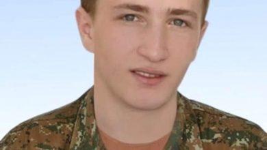 Photo of Այսօր Ապրիլյան պատերազմի հերոս Ռոբերտ Աբաջյանի ծննդյան օրն է