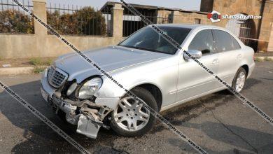 Photo of Արագածոտնի մարզում հայտնաբերվել է այն BMW-ն, որում գտնվող անձինք Էջմիածնում կրակոցներ էին արձակել Mercedes-ի վրա, վիրավորել վարորդին և դիմել փախուստի