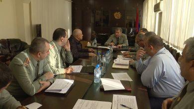 Photo of ՀՀ ԶՈՒ ԳՇ պետի առաջին տեղակալն ընդունել է տարբեր բնույթի հարցերով դիմած քաղաքացիներին