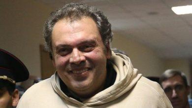 Photo of В Австрии задержан экс-чиновник минкульта России. Его обвиняют в хищениях при реставрации Эрмитажа