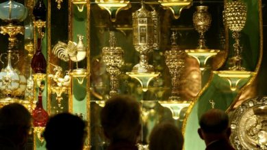Photo of Ограблена сокровищница Дрездена. Воры похитили бесценные бриллианты