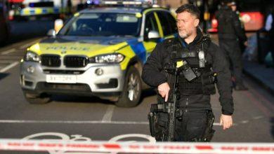 Photo of Новый теракт на Лондонском мосту. Полиция застрелила человека с ножом