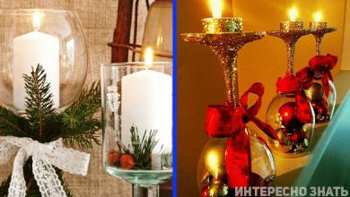 Photo of Уникальный новогодний декор — вторая жизнь ненужным вещам