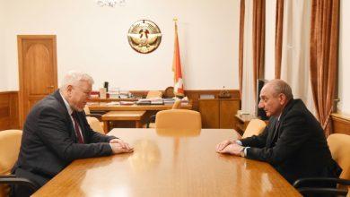 Photo of Встреча с Личным представителем Действующего председателя ОБСЕ Анджеем Каспшиком