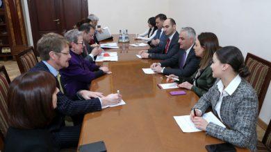 Photo of Փոխվարչապետ Մհեր Գրիգորյանն ընդունել է ԵՄ ներկայացուցիչներին