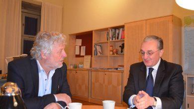 Photo of Զոհրաբ Մնացականյանը և Փիթեր Էրիքսոնը կարեւորել են Հայաստան-Եվրամիություն համաձայնագրի կիրարկման ուղղությամբ քայլերի ձեռնարկումը