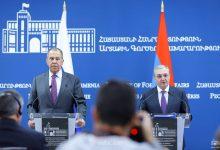 Photo of Созданные Пентагоном биолаборатории в Армении как одна из тем визита в Ереван главы МИД России