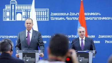 Photo of Զոհրաբ Մնացականյանի խոսքը և պատասխանը լրագրողների հարցերին Սերգեյ Լավրովի հետ համատեղ մամուլի ասուլիսին