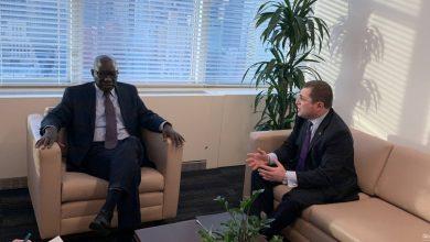 Photo of ՀՀ մշտական ներկայացուցիչը հանդիպել է Ցեղասպանության կանխարգելման հարցերով ՄԱԿ-ի Գլխավոր քարտուղարի հատուկ խորհրդական Ադամա Դիենգի հետ