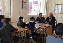 Photo of Արցախի ոստիկանության տեսուչները և առողջապահության նախարարության մասնագետներն այցելում են դպրոցներ