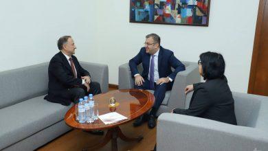 Photo of ՀՀ և ՌԴ արտաքին գործերի նախարարությունների միջև մարդու իրավուքների հարցերին նվիրված միջագերատեսչական խորհրդակցությունների վերաբերյալ