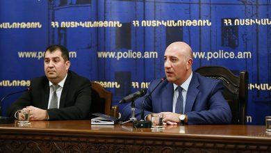 Photo of Արման Սարգսյանը ներքին անվտանգության վարչության անձնակազմին է ներկայացրել ստորաբաժանման նորանշանակ պետին