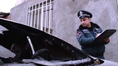 Photo of Ոստիկանները հայտնաբերել են Աբովյանում «Տոյոտա» մակնիշի մեքենան հրկիզողին