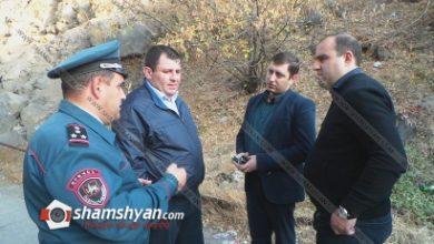 Photo of Արտակարգ դեպք Երևանում. տղամարդը «Հաղթանակ» կամրջից իրեն ցած է նետել, ոստիկանը, վտանգելով իր կյանքը, փորձել է նրան փրկել և վրաերթի է ենթարկվել