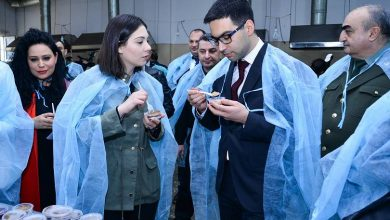 Photo of Ռուստամ Բադասյանը լրագրողների հետ մասնակցել է «Արմավիր» ՔԿՀ-ում պահվող անձանց համար պատրաստվող սննդի համտեսին
