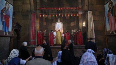 Photo of Արտակարգ դեպք Երևանում. տարբեր եկեղեցիներ ներխուժած անձինք պատարագի ժամանակ անվայել արտահայտություններ են հնչեցրել հավատացյալների հասցեին