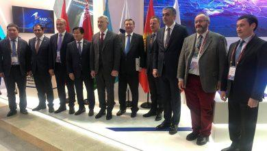 Photo of Մոսկվայում Սուրեն Պապիկյանի գլխավորությամբ կայացել է ԵԱՏՄ տրանսպորտի ոլորտի լիազոր մարմինների ղեկավարների խորհրդի 3-րդ նիստը