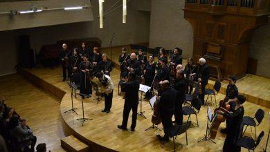 Photo of Կամերային նվագախումբը հանդես է եկել երեք ճանաչված սաքսոֆոնահարների հետ