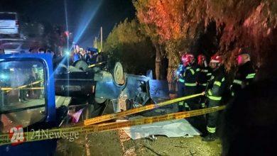 Photo of Ավտովթար Մառնեուլի-Սադախլո ճանապարհին. 2 զոհ և 11 վիրավոր