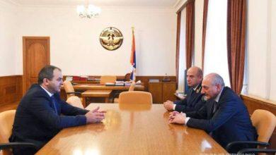 Photo of ՀՀ գլխավոր դատախազն աշխատանքային այցով գտնվում է Արցախում