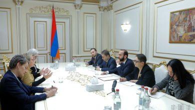Photo of Արարատ Միրզոյանը հանդիպել է ԵԱՀԿ/ԺՀՄԻԳ տնօրենի հետ