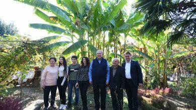 Photo of Այս այգու մեջ ստեղծագործություն կա. նախագահ Սարգսյանն Այգեձորում այցելել է արևադարձային այգի