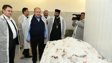 Photo of Այս հողի նկատմամբ պետք է հարգանք ունենալ. նախագահ Արմեն Սարգսյանը Տավուշում կոչ է արել վերստին հայտնաբերել հայրենիքը
