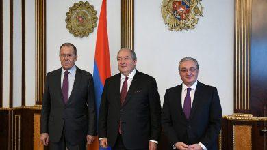 Photo of Դաշնակցային հարաբերություններ ու ռազմավարական գործընկերություն բոլոր ոլորտներում. նախագահ Արմեն Սարգսյանը հյուրընկալել է ՌԴ ԱԳ նախարար Սերգեյ Լավրովին