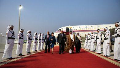 Photo of Նախագահ Արմեն Սարգսյանը պաշտոնական այցով ժամանել է Կատարի Պետություն