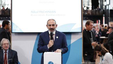 Photo of Ես Հայաստանի առաջին ղեկավարն եմ, ով հայտարարեց, որ ԼՂ հարցի ցանկացած լուծման տարբերակ պետք է Ադրբեջանի ժողովրդի համար ևս ընդունելի լինի․ Նիկոլ Փաշինյան